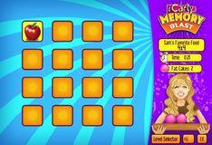 Игра Игра Ай Карли на память: Скрытые объекты