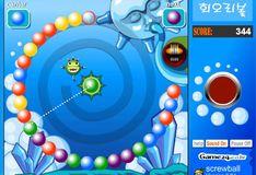 Игра Зума-делюкс онлайн