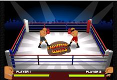Игра Игра на двоих: Мировой чемпионат по боксу