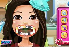 Игра Ай Карли у дантиста