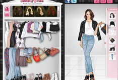 Игра Игра Модный блогер 2015