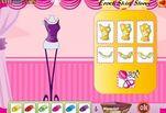 Играть бесплатно в Игра Дизайн платье для Барби