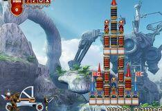 Игра Мастер катапульты 3: Древняя машина
