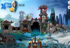 Игра Игра Лего Замок Дракона