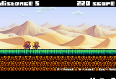 Игра Игра на двоих: Сокровища пустыни
