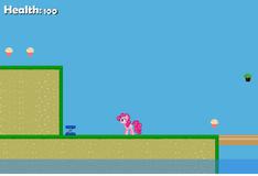 Игра Мир розовой Пони