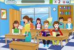 Играть бесплатно в Игра Флирт в классе