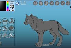 Игра Игра Создатель волка