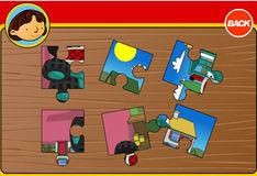 Игра Игра Головоломка Боб строитель