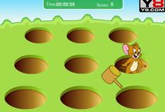 Игра Поймай мышонка Джерри 2