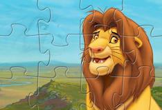 Игра Фото короля льва