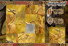 Игра Путешествие по Сафари