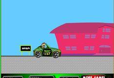 Игра Игра Джони Тест езда на машине
