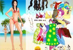 Игра Игра Флирт на пляже