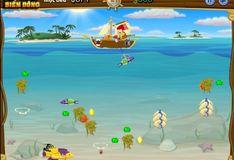 Игра Морской золотоискатель