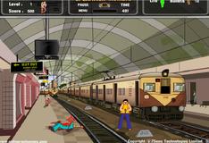 Защита метро от террористов в Мумбаи