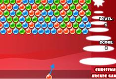 Игра Стрельба по новогодним шарам