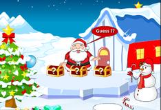 Игра Санта Клаус и подарки