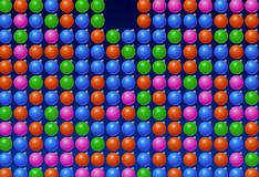 Игра Разбивание новогодних шаров