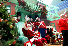 Поиск Санта Клауса