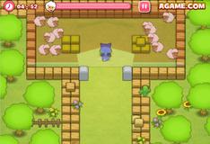 Приключения щенка на ферме