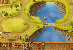 Игра Фермер Йода в Сафари