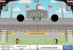 Игра Спортивные головы на футбольном чемпионате 2014-2015