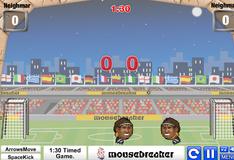 Игра Спортивные головы на чемпионате мира
