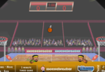 Играть бесплатно в Спортивные головы на баскетболе