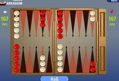 использование стратегии в игре Нарды