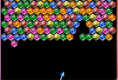 Игра Стрельба по кристаллам