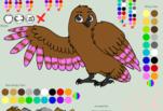 Игра Создание собственной совы