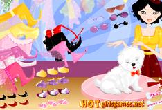 Игра Прелестные собачки