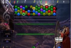 Игра Мелодия при помощи музыкальных шариков