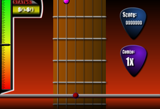 Игра Музыка на гитаре