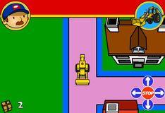 Игра Игра Боб-строитель и заказы