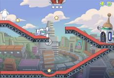 Игра Город героев: Транформер