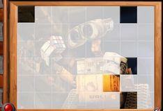 Игра Валл-И: Сортируйте мои плитки