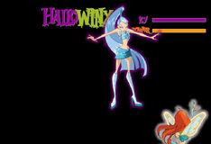 Игра Игра Винкс: Хэллоуин
