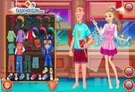 Игра Игра Город героев одевалки Хани Лемон и Фред