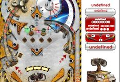 Игра ВАЛЛИ: Пинбол
