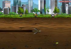 Игра Громадные черви 2