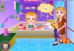Играть бесплатно в Малышка Хейзел занимает балетом