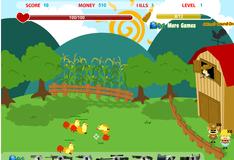 Игра Война на ферме