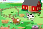 Играть бесплатно в Уборка на ранчо