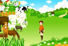 Жизнь на ферме