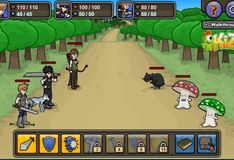Игра Игра Lethal RPG: Война начинается