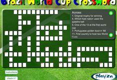 Игра Чемпионат мира по футболу в Бразилии: Кроссворд