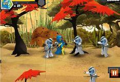 Игра Игра Картун Нетворк: Боги Ниндзяго!