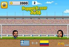 Игра Игра Марионеточный футбол 2014